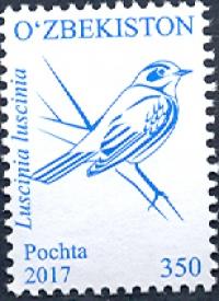 1184. «Luscinia luscinia» (Bulbul)