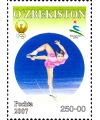 "718-719.Series of postage stamps ""VI Winter Asian Games in Changchun""."