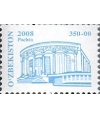 "788. Postage stamp ""Uzbek National Academic Drama Theatre""."